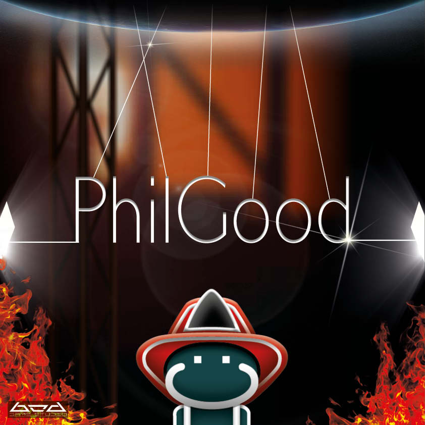 Philgood Poster Portrait - 842x842pxl
