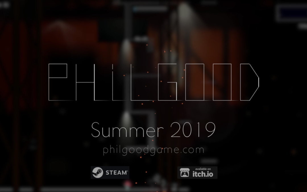 PhilGood arrives on Steam Early Access this August!