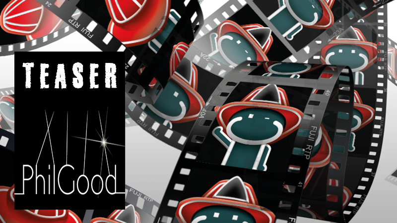 PhilGood's Teaser selected for the competition and screening at GIC!