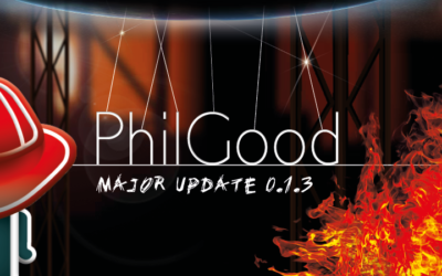 PHILGOOD 0.1.3 MAJOR UPDATE with a starting price.